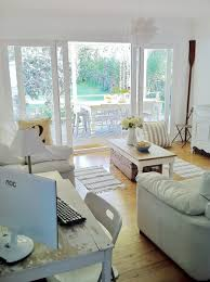 beach cottage window treatments home design ideas