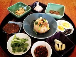 programme cuisine burmese food on the radio 4 food programme today meemalee