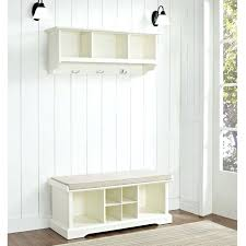 coat racks with storage bench bench hall tree and with mirror