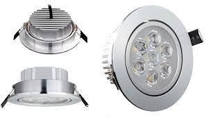 7w led spot light ul 7w led spot l with high quality 7w led