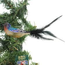 old world christmas barn swallow glass ornament barn swallow