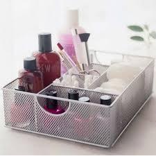 cosmetic organizer tray in cosmetic organizers bathroom vanity
