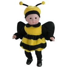 Bumble Bee Baby Halloween Costumes 15 Baby Doll Clothes 15 Baby Doll Halloween Costumes