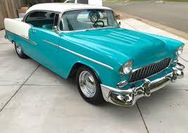 1955 chevy hepcats