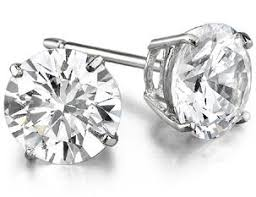 diamond stud earrings for women how to start a jewelry tradition applesofgold