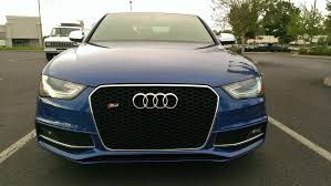 audi rs4 grill rs4 grill for b8 5 s4 audiworld forums