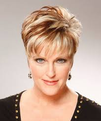 collections of dramatic short haircuts for women cute