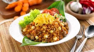 cara membuat nasi goreng untuk satu porsi 3 resep cara membuat nasi goreng bumbu istimewa