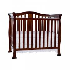 Mini Cribs Reviews 4 In 1 Convertible Mini Crib On Me