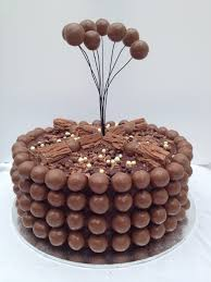 Chocolate Birthday Cakes U2013 Top Tips For Decorating With Maltesers