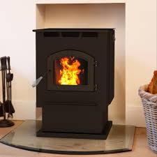 pleasant hearth 2 200 sq ft pellet stove with 80 lb hopper and