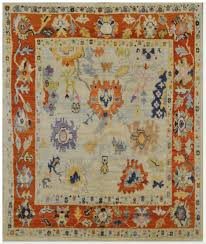 Oushak Rugs For Sale Room Size Hand Knotted Oushak Rug Surena Rugs