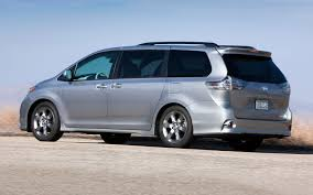 2013 toyota sienna drops i 4 variant pricing revealed on 2013