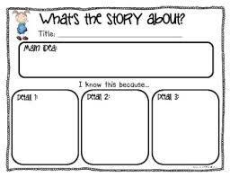 Idea Organizer | main idea graphic organizer for students by outrageous fun in room 321