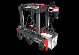 konecranes wins record order for container handling equipment from
