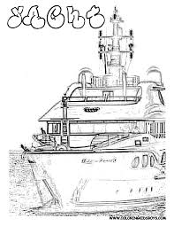 yacht colouring pages dynamic yacht ship coloring pages motor