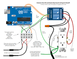 arduino uno shield correct schematic hardware brewpi community