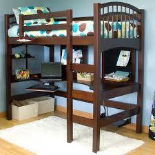 Loft Bed Without Desk Bunk Beds Costco