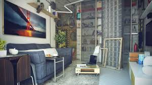 Small Loft Design Ideas by Cool Rustic Teenage Bedroom Home Loft Furniture Design Presenting