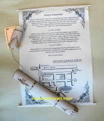 cara membuat undangan bahasa jawa undangan pernikahan bahasa jawa serat ulem basa jawa souvenir