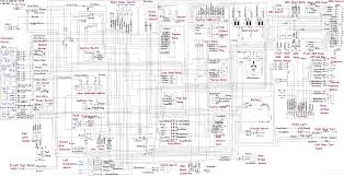 suzuki lt250 wiring diagram with blueprint diagrams wenkm com