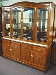 solid oak china cabinet solid wood china cabinet imanisr com