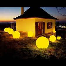 Led Outdoor Furniture - amazing led landscape lights ball light decorative chandeliers