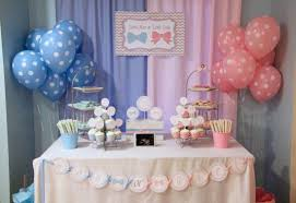 gender reveal party ideas or gender reveal party baby shower ideas