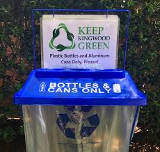 keep kingwood green your local recycling resource