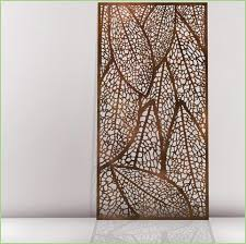 2 Panel Screen Room Dividers A Guide On Vuelta Metal Laser Cut