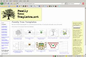 printable family tree templates available for download at new web