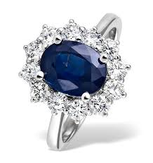 engagement rings sapphires images Blue sapphire rings thediamondstore co uk jpg
