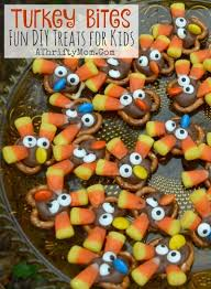 best 25 pretzel turkey treats ideas on happy