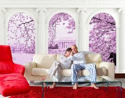 3d Wallpaper For Living Room by Online Get Cheap Column 3d Wallpaper Aliexpress Com Alibaba Group