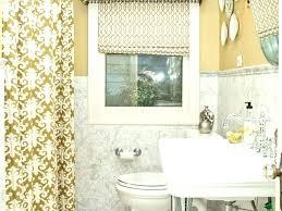 Small Bathroom Window Curtains Small Bathroom Window Treatment Ideas Emmaeriksson Me