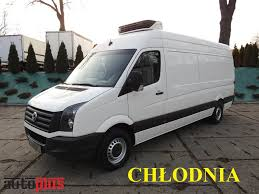 volkswagen crafter 2005 used volkswagen crafter furgon chłodnia 0 c temperature controlled