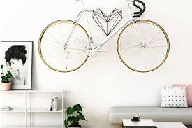 Living Room Bike Rack by Design Times