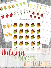 Sir Cumference And The First Round Table Autumn Kindergarten Math Worksheets