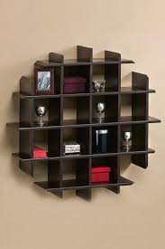 home design wooden unique wall shelves design modern unique wall