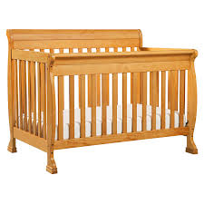 4 In 1 Baby Cribs by Amazon Com Davinci Kalani 4 In 1 Convertible Crib Honey Oak Baby