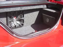 mustang convertible trunk 2000 subwoofer trunk convertible mustang forums at stangnet