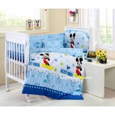 Vintage Mickey Mouse Crib Bedding And White Mickey Mouse Crib Bedding Cotton Bedding