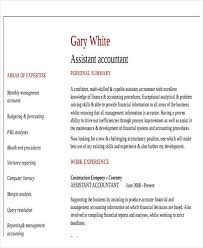 accountant resume sample accounting assistant resume example 16