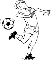 coloring pages football picture 50