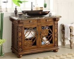 Antique Vanity With Mirror Acquiring Antique Bathroom Vanities See Le Bathroom Decorating Ideas