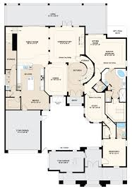 Conservatory Floor Plans Tuscany Floor Plan At Ladera In Lutz Fl Taylor Morrison