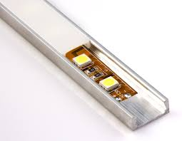 Led Flexible Light Strip by Low Profile Surface Mount Led Profile Housing For Led Strip Lights