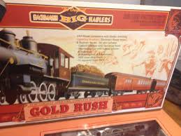 bachmann big haulers gold rush g scale set 90022 toys n u0027 trains