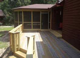 Shed Roof Porch Screened Porches Archadeck Of Central Ga