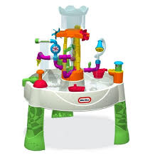 little tikes sand and water table little tikes fountain factory outdoor water table reviews wayfair ca